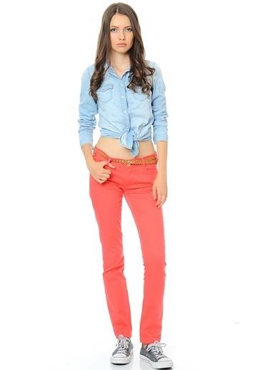 Fashion Friends Pantolon Mercan